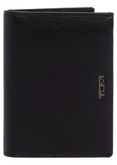 Tumi Nassau L-Fold Leather Wallet