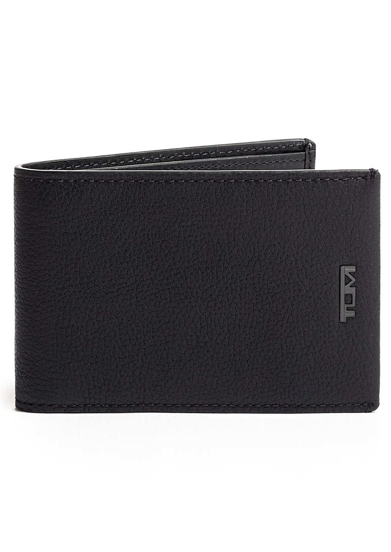 Tumi Nassau Slim Leather Wallet