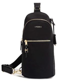 Tumi Voyageur Anna Nylon Sling Bag