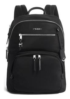 Tumi Voyageur Hilden Nylon Backpack - Black