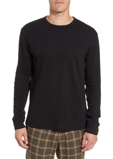 UGG® Adam Waffle Knit Long Sleeve T-Shirt