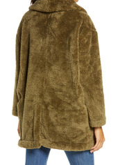 UGG® Annona Faux Shearling Travel Cardigan