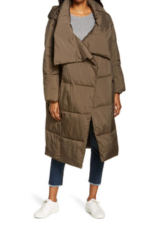 UGG® Catherina Water Resistant Hooded Puffer Coat