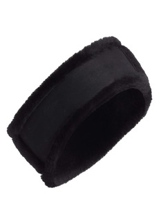 UGG® Genuine Shearling Headband
