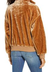UGG® Laken Mock Neck Fleece Jacket