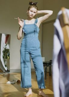 Urban Outfitters Exclusives BDG Emmey Jumpsuit