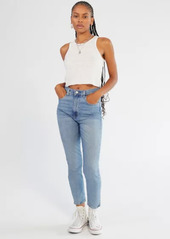 Urban Outfitters Exclusives BDG High-Waisted Girlfriend Jean - Light Wash