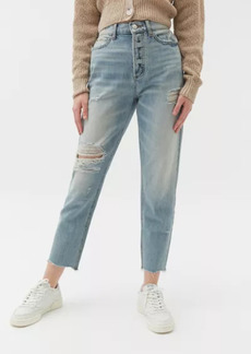 Urban Outfitters Exclusives BDG High-Waisted Slim Straight Jean