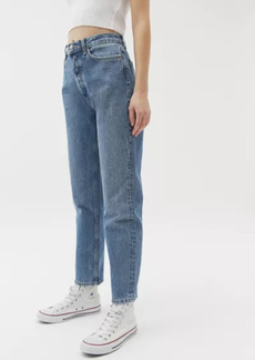 Urban Outfitters Exclusives BDG Premium High-Waisted Straight Leg Jean - Medium Wash
