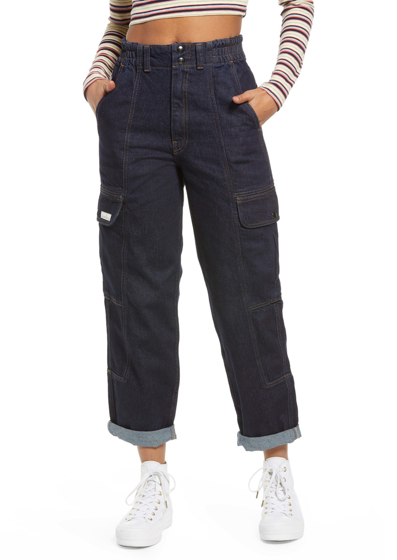 Urban Outfitters Exclusives BDG Urban Outfitters Blaine Cargo Jeans (Raw Denim)