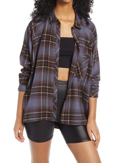 Urban Outfitters Exclusives BDG Urban Outfitters Brendan Plaid Flannel Women's Shirt