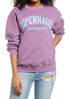 Urban Outfitters Exclusives BDG Urban Outfitters Copenhagen Crewneck Sweatshirt