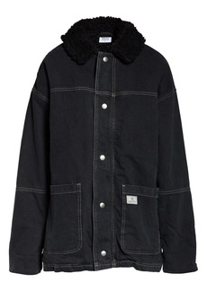 Urban Outfitters Exclusives BDG Urban Outfitters Dylan Donkey Denim Jacket