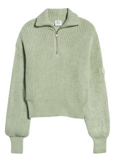 Urban Outfitters Exclusives BDG Urban Outfitters Half Zip Fisherman Sweater