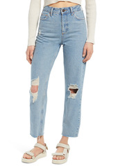 Urban Outfitters Exclusives BDG Urban Outfitters Pax Ripped High Waist Jeans