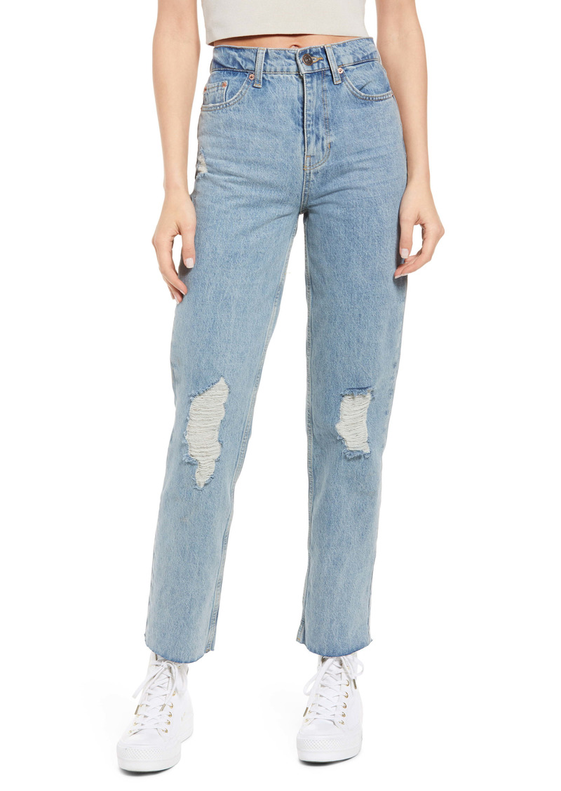 Urban Outfitters Exclusives BDG Urban Outfitters Pax Ripped High Waist Jeans (Summer Vintage)