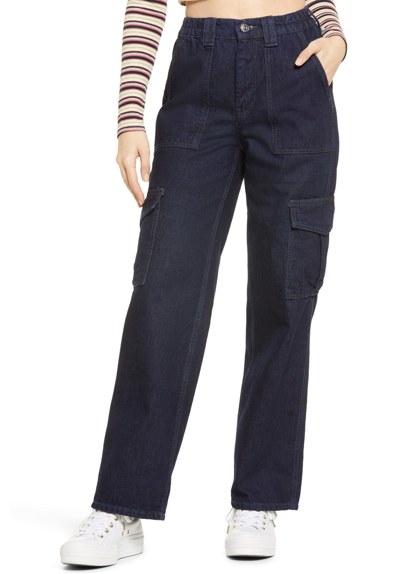 Urban Outfitters Exclusives BDG Urban Outfitters Skate Cargo Jeans (Raw Denim)