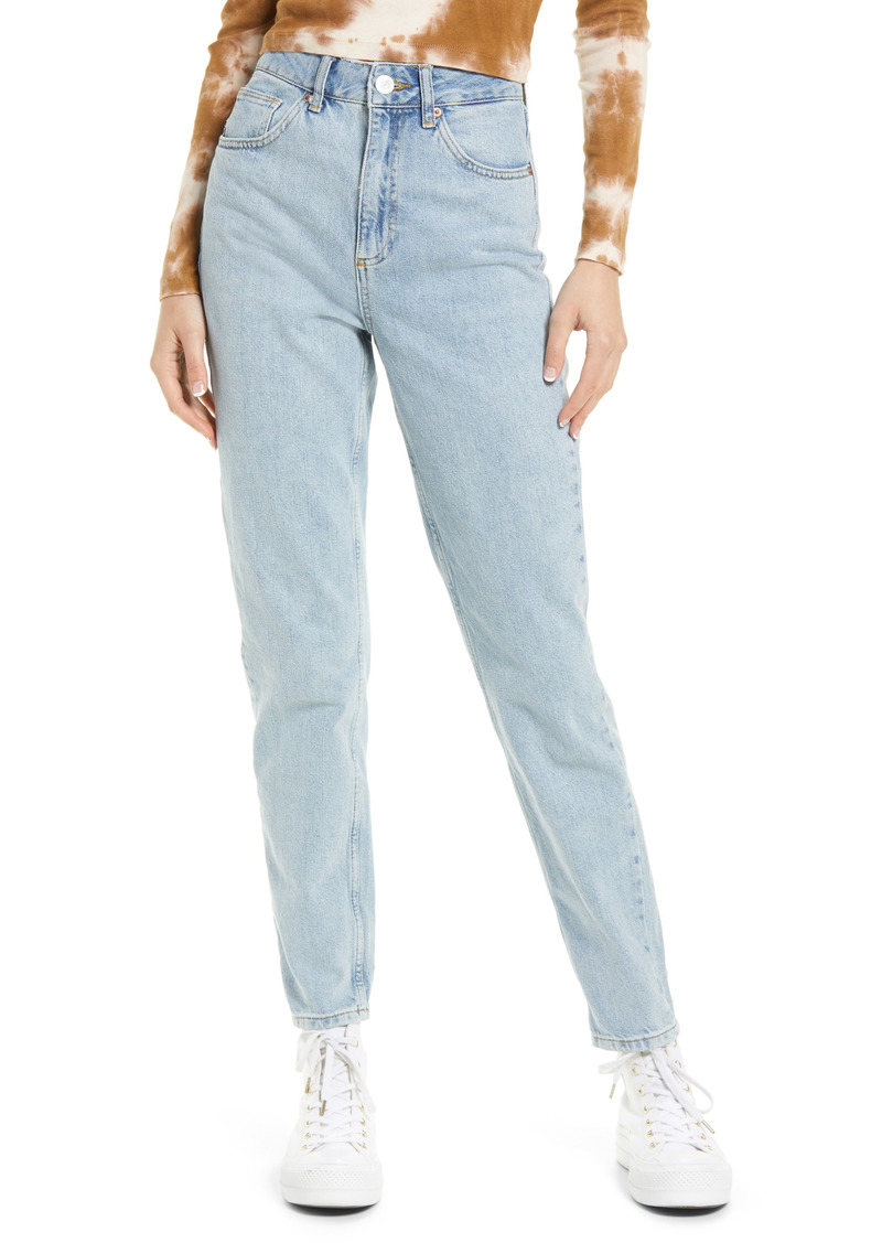 Urban Outfitters Exclusives BDG Urban Outfitters Straight Leg Mom Jeans (Summer Vintage)