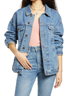 Urban Outfitters Exclusives BDG Urban Outfitters Women's Oversize Denim Jacket