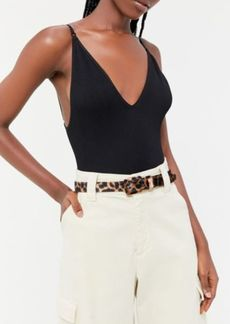 Urban Outfitters Exclusives Covered Print Belt