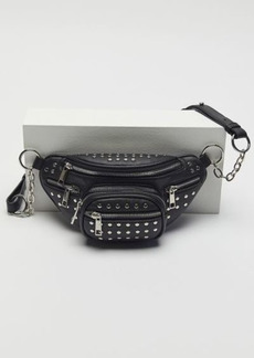 Urban Outfitters Exclusives Danni Studded Faux Leather Belt Bag