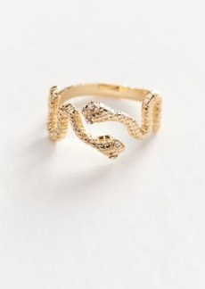 Urban Outfitters Exclusives Dual Snake Ring