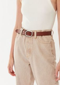 Urban Outfitters Exclusives Liza Classic Leather Belt