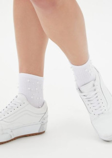Urban Outfitters Exclusives Pearl Ankle Sock