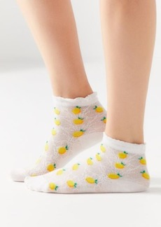 Urban Outfitters Exclusives Pointelle Icon Ankle Sock