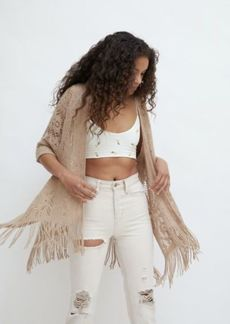 Urban Outfitters Exclusives UO Luna Crochet Robe
