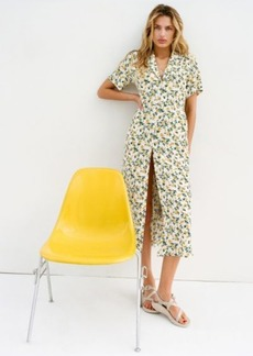 Urban Outfitters Exclusives UO Mila Midi Shirt Dress