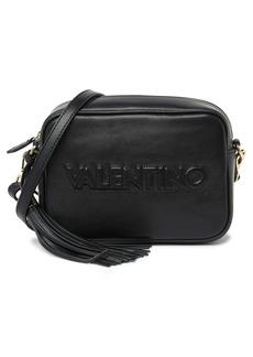 Valentino by Mario Valentino Mia Sauvage Embossed Leather Crossbody Bag