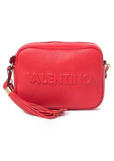 Valentino by Mario Valentino Mia Sauvage Leather Camera Bag