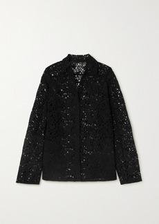 Valentino Corded Lace Jacket