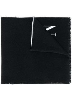 Valentino logo-embellished scarf