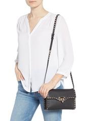 Valentino Garavani Medium Rockstud Leather Shoulder Bag