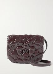 Valentino Garavani 03 Rose Edition Atelier Small Leather Shoulder Bag