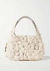 Valentino Garavani 03 Rose Edition Atelier Small Leather Tote