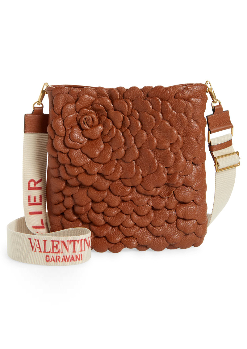 Valentino Garavani Atelier Rose Shoulder Bag