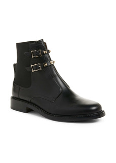 Valentino Garavani Beatle Rockstud Ankle Boot (Women)