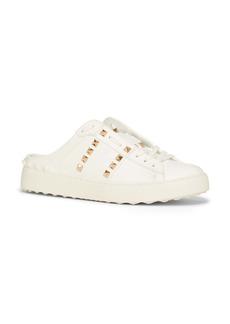 Valentino Garavani Rockstud Untitled Mule Sneaker (Women)
