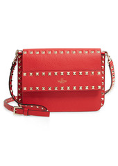 Valentino Garavani Small Rockstud Leather Shoulder Bag