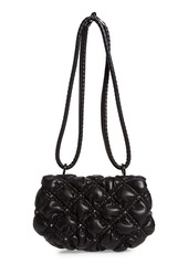 Valentino Garavani Small Spikeme Quilted Leather Bag