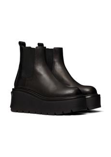 Valentino Garavani VLOGO Platform Chelsea Boot (Women)