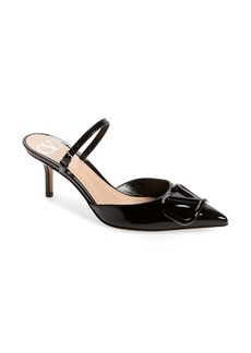 Valentino Garavani VLOGO Pointed Toe Mule (Women)