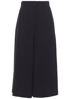 Valentino Woman Crepe Culottes Black
