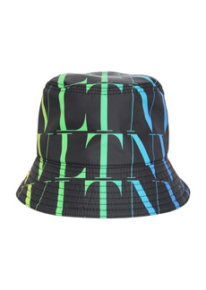Valentino Vltn Times Nylon Bucket Hat