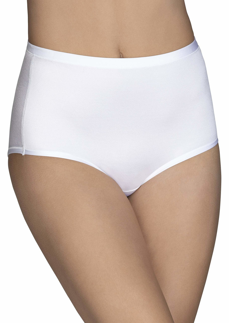 Vanity Fair Women's Body Caress Flexible Fit Panties