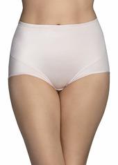 Vanity Fair Women's Smoothing Comfort Brief Panties with Rear Lift  7