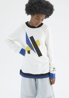 Vans X MoMA Popova Fleece Sweatshirt